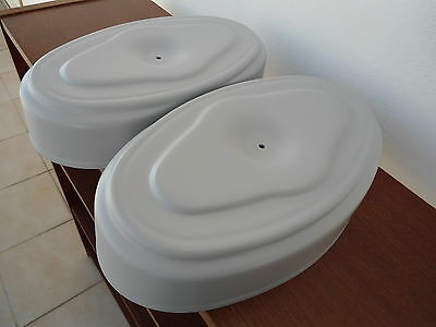 Repro Oval Air Cleaners Mopar Chrysler Plymouth 57 58 59 60 61 62 Hemi 300 Fury