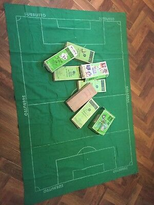 Subbuteo Job Lot - teams and accessories