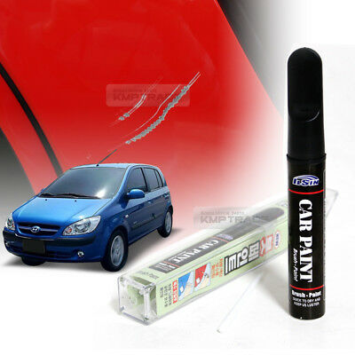 Car Paint Brush Touch Up Scratch Remover Coat For HYUNDAI 2006-2012 Getz/Click
