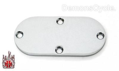 Chrome Primary Inspection Cover Oem Replacement Fits Harley Fxst Fl Fxwg Flst