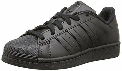 adidas Originals B25724 Superstar Foundation J Casual Basketball-Inspired