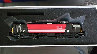 Heljan 8601 Class 86 Electric Loco 86205 City of Lancaster Virgin Trains Livery