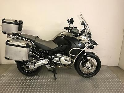BMW R1200 GS ADVENTURE MU 2008 with 23,807 miles - Top spec with full luggage