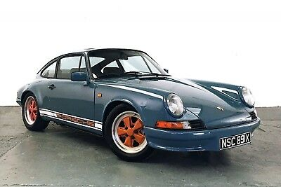 Porsche 911SC Backdate with Newly Rebuilt Engine and Gearbox. SOLD