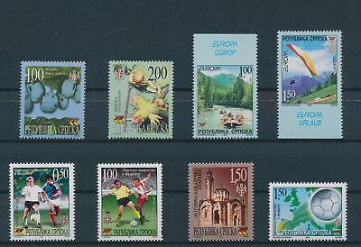 LH23668 Serbia nice lot of good stamps MNH