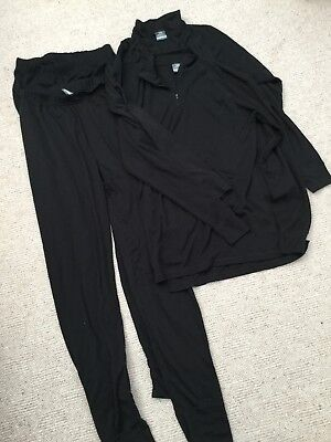 Womens Ski Base Layer 2x Tops And Bottoms By Trespass Size S