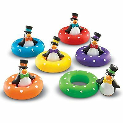 Learning Resources Smart Splash Color Play Penguins Bath Toy