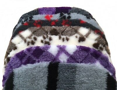PnH Veterinary Bedding NON SLIP - OVAL - for dog beds etc, Many Colours & Sizes