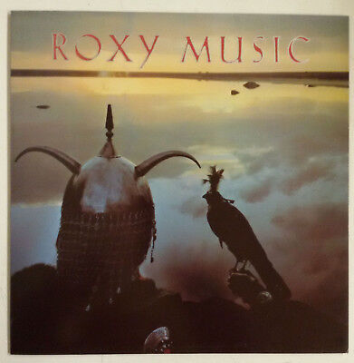Roxy Music Avalon LP España original 1982