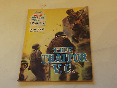 WAR PICTURE LIBRARY NO 632!,dated 1971!,GOOD for age,great 46!YEAR OLD issue.