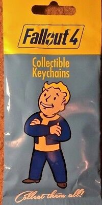 Fallout 4 Collectible Keychains Blind Bag - Bethesda Officially Licensed