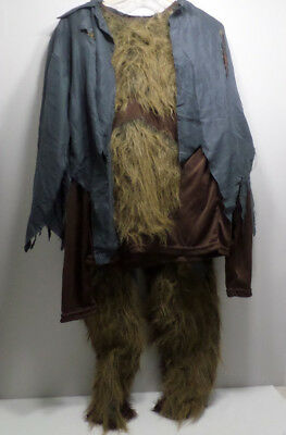 Warewolf Wolf Halloween Costume Adult Men's One Size Fits Most by Zagone Studios