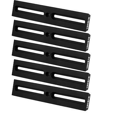 5x Guide Star Dovetail Mounting Plate Handle Bracket for Astronomical Telescope