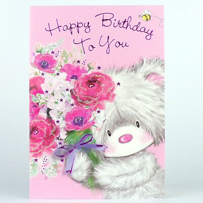 Papyrus Happy Birthday Greeting Card How To Make A Lovely Birthday