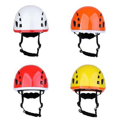 Professional Rock Climbing Hard Hat Safety Rappelling Helmet - CE Certified