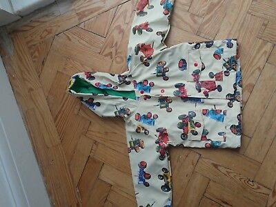 rain coat,  boys, Powell craft, tractor coat Age 1-2