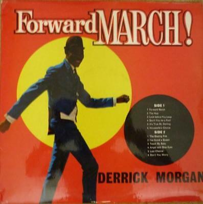 Derrick Morgan - Forward March! LP
