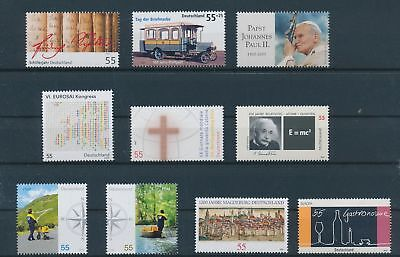 LH24058 Germany nice lot of good stamps MNH