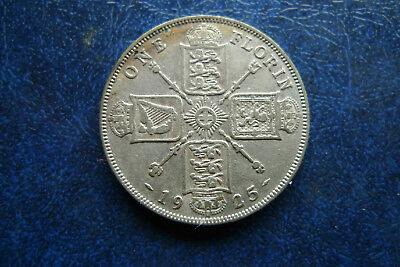 1925 George V Florin/Two Shilling