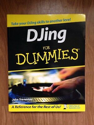 DJing For Dummies Book DJ Shadow Pete Rock Premier Krush Breaks Sampled Rare EDM