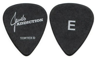 JANE'S ADDICTION Guitar Pick : 2009 Tour - E Eric Avery black