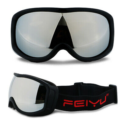 Snowboard Goggles Anti-fog Protective Spectacles Cycling Glasses