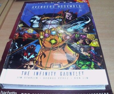 The Definitive Avengers Graphic Novels Collection Part 3 Infinity Gauntlet
