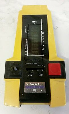 Vintage CGL Galaxy Invader 1000 Hand Held Video Game 1980s Used