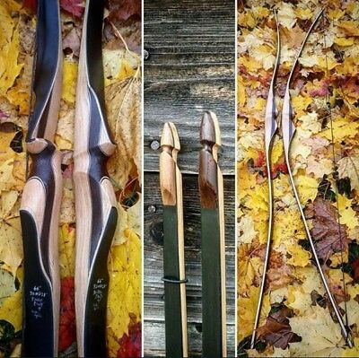 traditional longbow 32# @28'' left hand