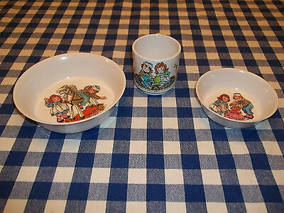 1969 The Bobbs, Cup & 2 Bowls