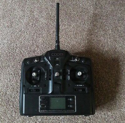 core rc code 2.4g FHSS Transmitter and Receiver