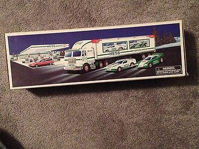 1997 Hess Truck (Toy Truck And Racer)