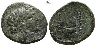 Savoca Coins Ionia Smyrna Apollo Poetry Homer7,73 g / 23 mm !LLL4554