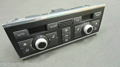 Audi Q7 4L Facelift Air Conditioning Control Unit Automatic SHZ 4l082043ap