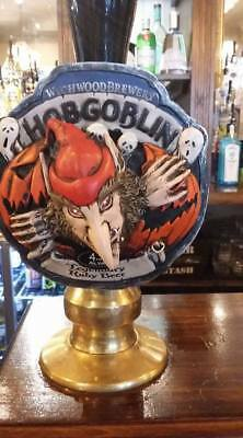 Hobgoblin Pump Badge 2017