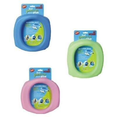 Potette Plus Reusable Liner- Travel Potty
