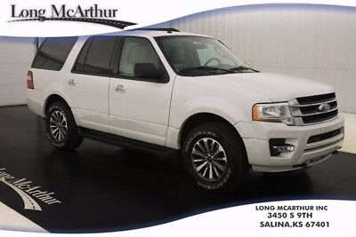 2017 Ford Expedition XLT 4WD AUTOMATIC SUV MSRP $54086 ONE OWNER! 3RD ROW SEATS, POWERED LIFTGATE, SYNC ENTERTAINMENT SYSTEM