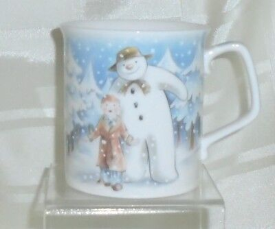 Rare Royal Doulton The Snowman Mug Into The Forest Gift Collection