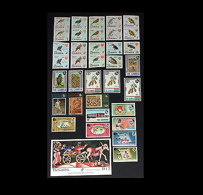 Gambia Stamps MNH #LR160