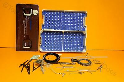 Medtronic Xomed StraightShot MAGNUM II 18-97200T LandMarX with extras