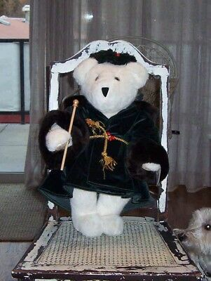 Vermont Teddy Bear Co. Father Time in original Box