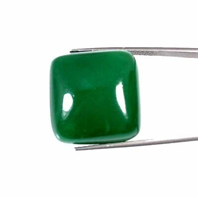 Serpentine Cabochon 38.82Cts. Natural Square Loose Gemstone 02-28