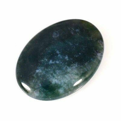 65.53Cts NATURAL QUALITY BLOOD  STONE OVAL CABOCHON LOOSE GEMSTONES 47-07