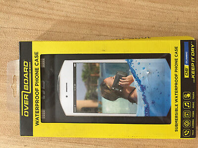 Overboard waterproof PHONE CASE for ANY mobile phone SUBMERSIBLE iphone 4 5 6 7