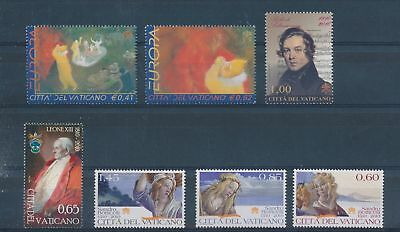 LH24994 Vatican nice lot of good stamps MNH