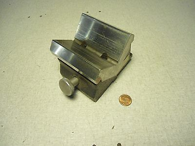 Optical Comparator Fixture Base V-Block