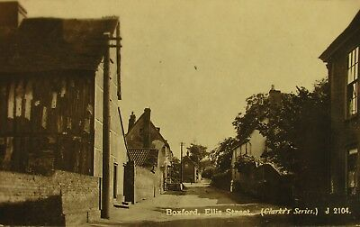 Tranquil Ellis Street Boxford Suffolk Early Rp Pc