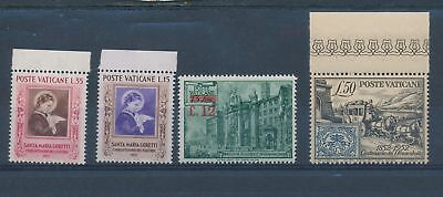 LH25056 Vatican nice lot of good stamps MNH
