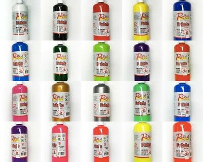 Fabric Paint 500ml Radical Paint Ink Print Art Craft