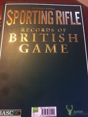 Sporting Rifle, Records Of British Game
